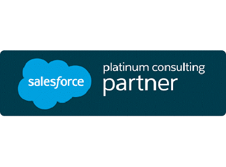 Logo Salesforce platinium consulting partner